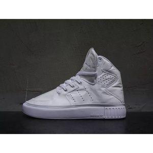 adidas hi top Devon paper sneaker cool 6.5 8 10